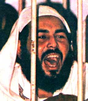 خالد اسلامبولی در زندان رژیم مصر